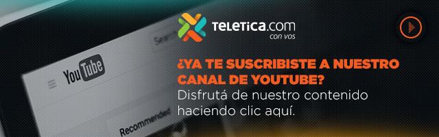 Youtube Teletica